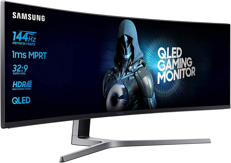 Samsung C49RG9 Monitor ultrapanorámico