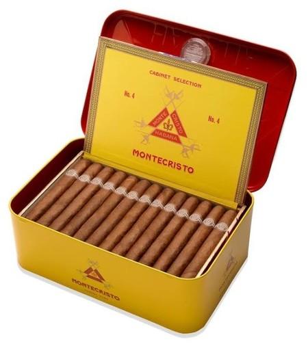 Nuevo box humidor de Montecristo, los cigarros puros siempre perfectos