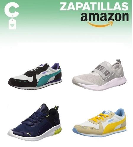 8 chollos en tallas sueltas de zapatillas Puma por menos de 20 euros en Amazon