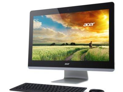 Acer lanza dos nuevos PCs todo-en-uno con Windows 8.1