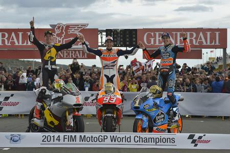 MotoGP 2014: hasta 118 caídas más que en 2013