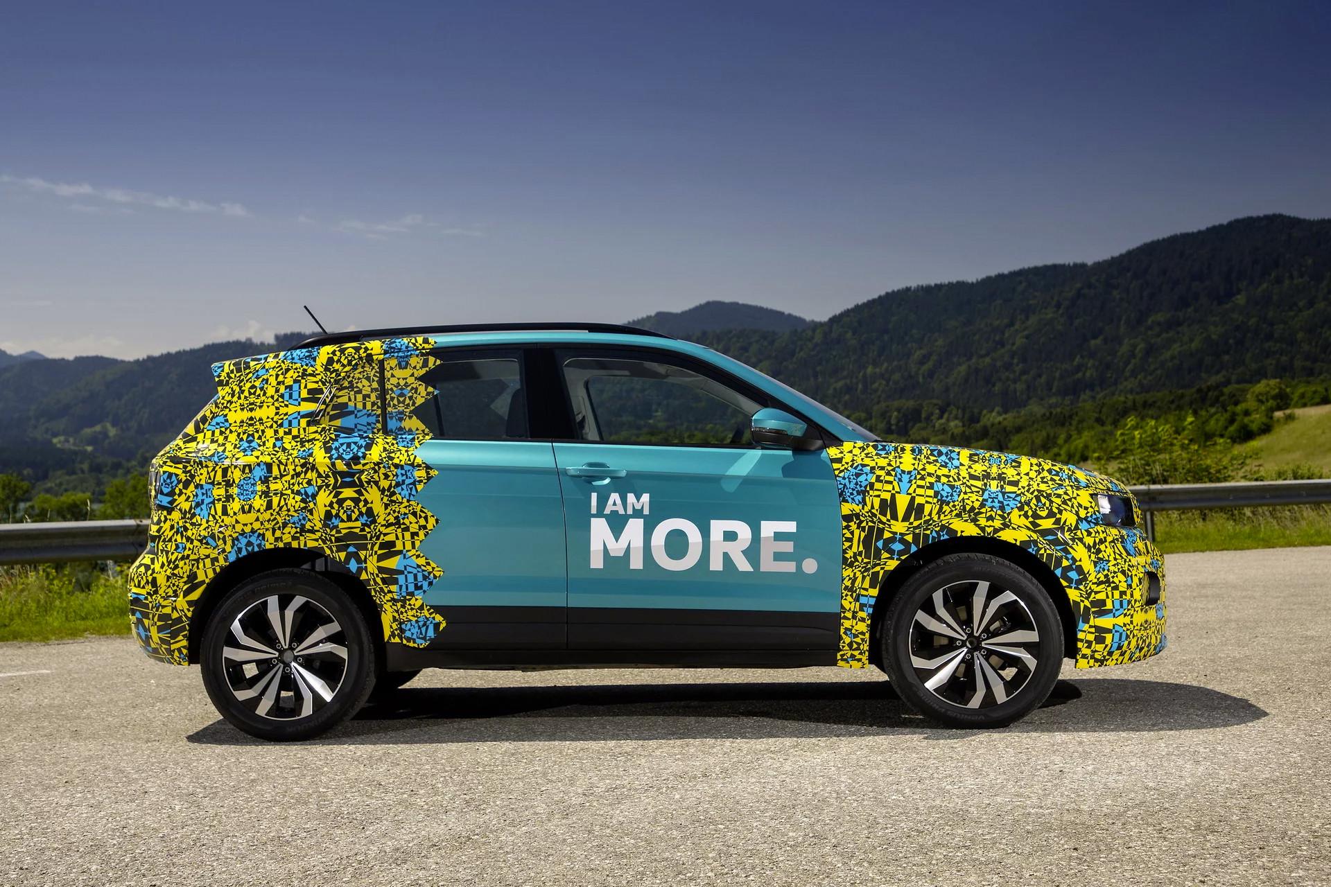 Foto de Volkswagen T-Cross (primeras imágenes) (13/28)