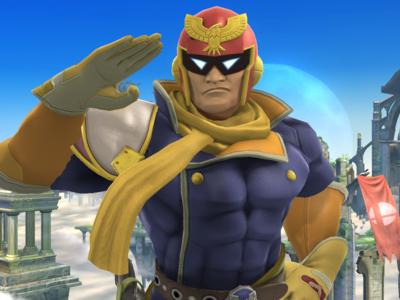 Captain Falcon fue originalmente la mascota de Super Nintendo, asegura el desarrollador de F-Zero