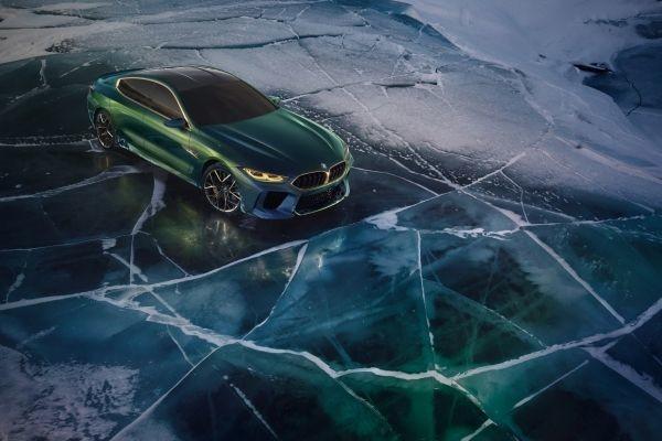 Foto de BMW Concept M8 Gran Coupé (3/7)