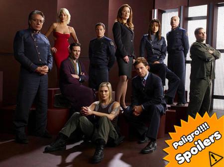 Battlestar Galactica: nuevo trailer de la temporada final