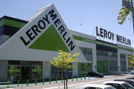 Nuevos centros de Leroy Merlin, Brico Depôt y BricoKing.  El bricolaje no está en crisis