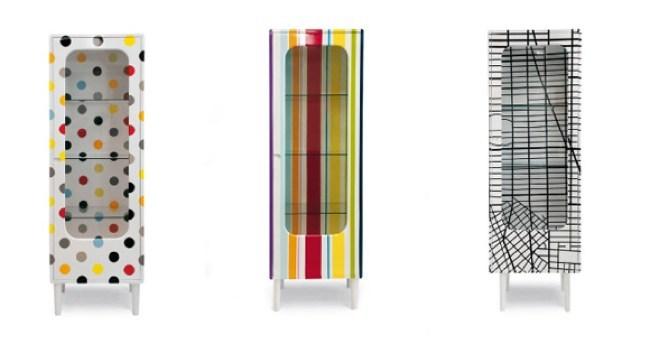 Foto de Trip furniture, colección de muebles multicolor (1/6)