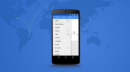 Google Translate 5.8 añade definiciones estilo diccionario y permite cambiar de cuenta