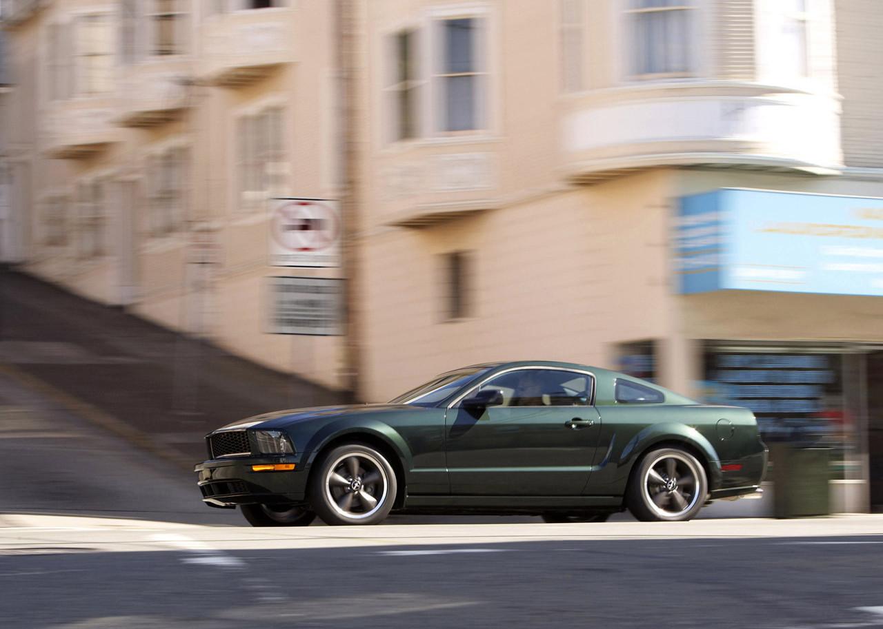 Foto de Ford Mustang Bullitt 2008 (4/17)