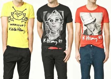 Zara vuelve a la carga con Keith Haring esta primavera