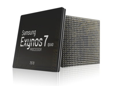 El nuevo Exynos 7570 para la gama baja puede ser un serio problema para Qualcomm y MediaTek