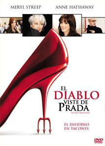 El Diablo viste de Prada en DVD