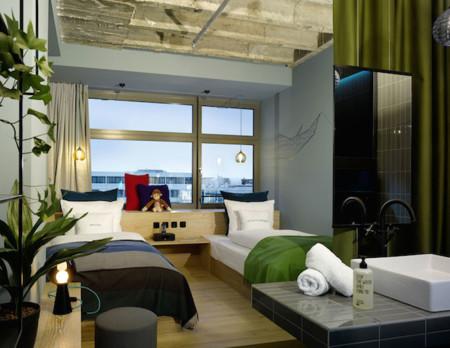 hotel bikini berlin habitacion doble