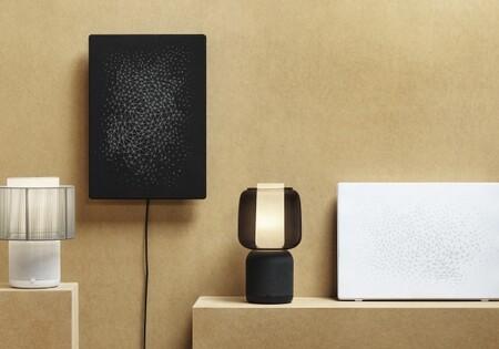 IKEA y Sonos presentan el renovado altavoz de lámpara de mesa SYMFONISK: altavoz y lámpara se personalizan por separado