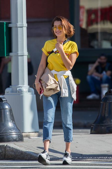 Estas son las zapatillas deportivas de Bella Hadid que vas a desear tener