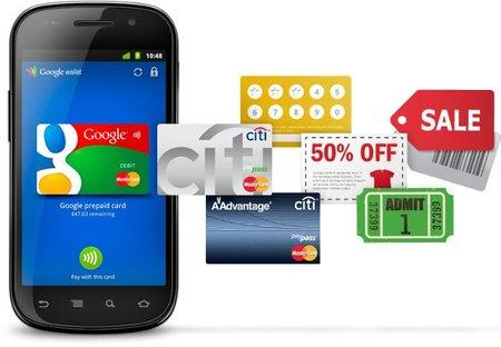 Google quiere reinventar el pago por móvil con Google Wallet