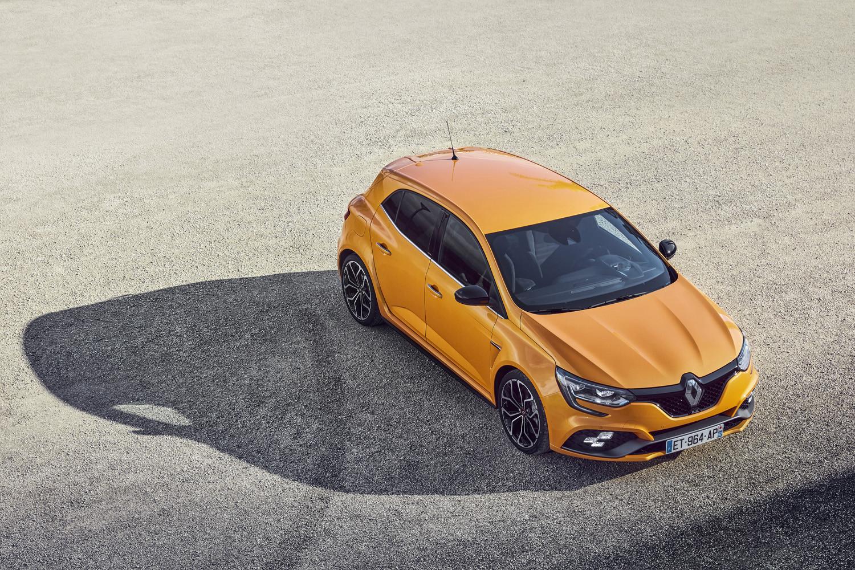 Foto de Renault Mégane R.S. 2018, toma de contacto (114/129)