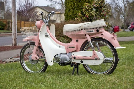 Yamaha U5e Lady