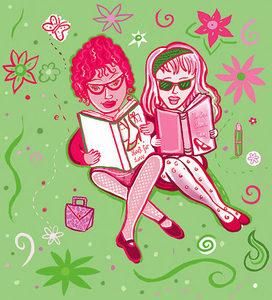 Diccionario literario: chick lit
