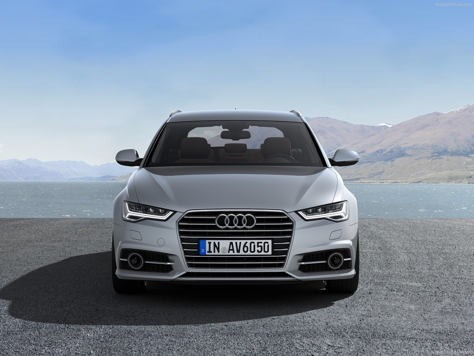 Audi A6 2015 (9/12)