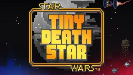 Tiny Death Star 8 bits con toda la fuerza de Star Wars