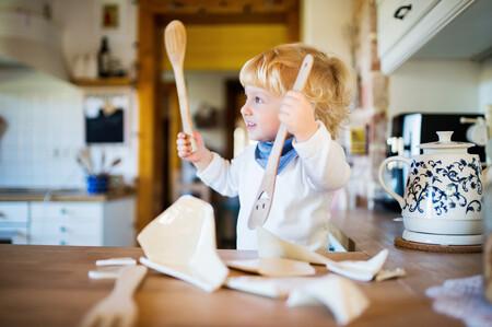 Cosas que hacen los niños y a los adultos nos parecen mal comportamiento, pero son parte de los aprendizajes de la infancia