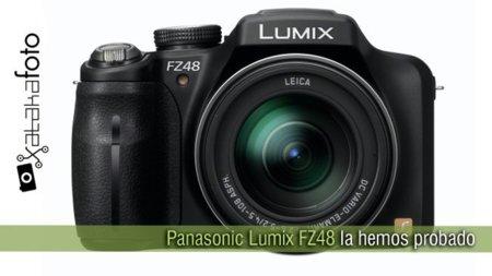 Panasonic Lumix FZ48 a prueba