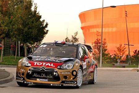 Rallye de Alsacia 2013: Sébastien Loeb demuestra quién sigue siendo el jefe