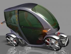 Un híbrido de coche y moto llamado Naro