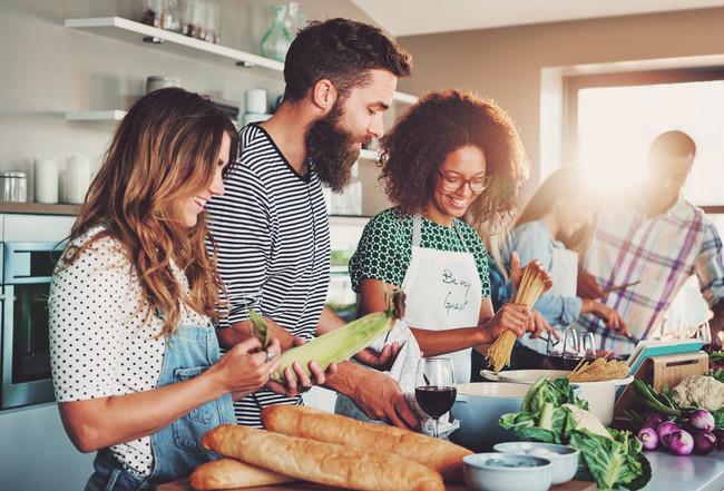 Estos nueve utensilios de cocina te ayudan a llevar una dieta más saludable