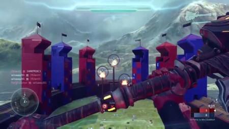 El Jefe Maestro se apunta a Hogwarts: crean un modo Quidditch con el editor de niveles de Halo 5