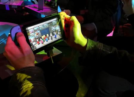 Nintendo Switch Prueba