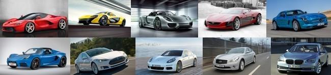 Los 10 coches más rápidos del mundo híbridos y eléctricos