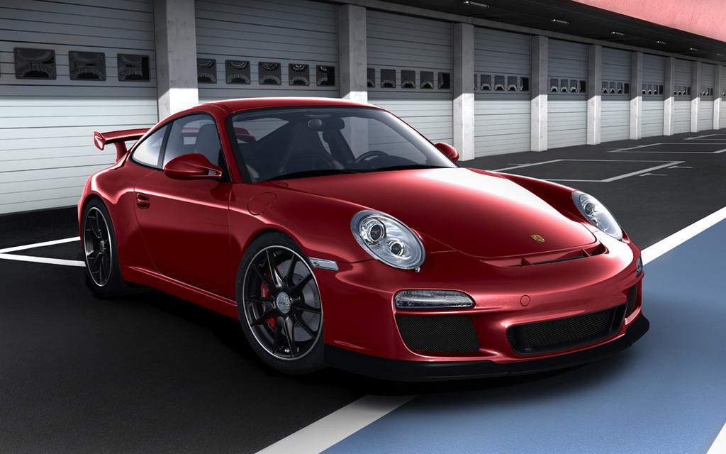 Foto de Porsche 911 GT3 2009 (125/132)