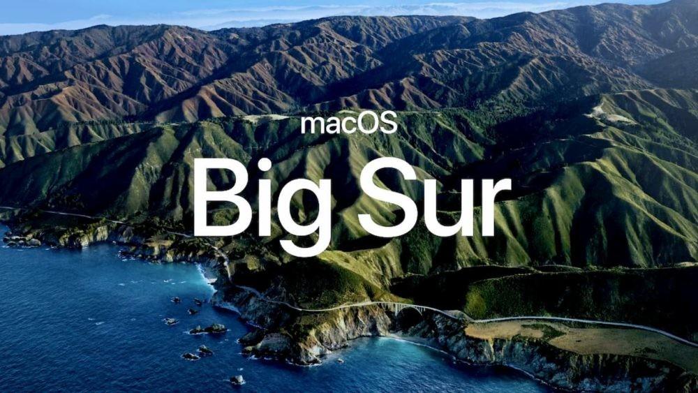 Más novedades de macOS Big Sur: la vuelta del chime de arranque, historial de batería y más