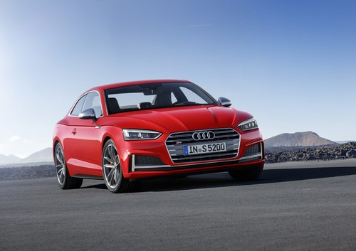 Audi A5 y S5 2017, el Despertar de La Fuerza