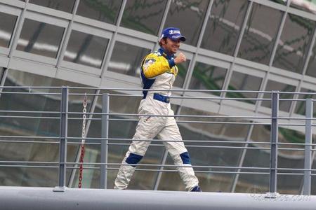 Luca Filippi aún está buscando entrar en la Fórmula 1