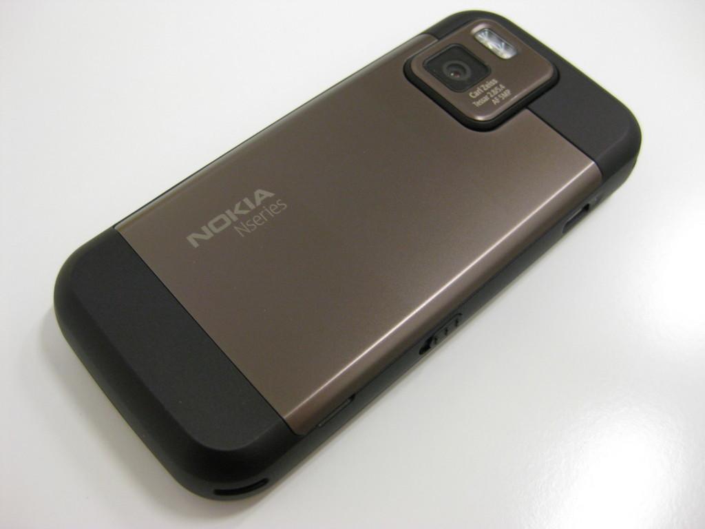 Foto de Nokia N97 mini de Vodafone (16/19)