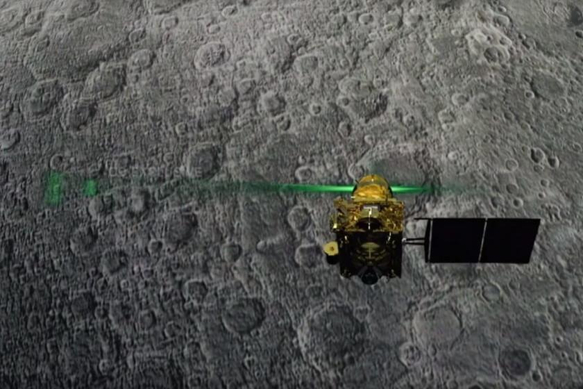 La NASA encuentra el módulo Vikram hindú que se perdió tras estrellarse contra la Luna