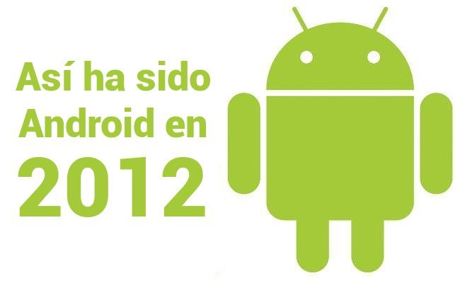 Android en 2012
