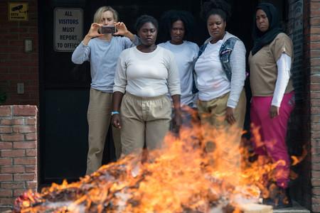 La temporada 5 de 'Orange is the New Black' es un luminoso y perturbador tratado sobre lo inevitable