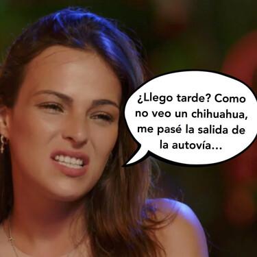 Marta Peñate, la nueva concursante sorpresa de 'La Casa Fuerte 2'