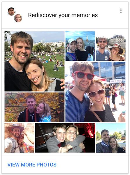 Google Fotos Recuerdos