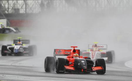 Jules Bianchi y Sam Bird vencen en la Fórmula Renault 3.5 en Silverstone