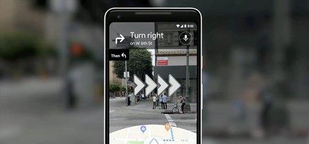 Perderse es más difícil: la realidad aumentada comienza a llegar a Google Maps