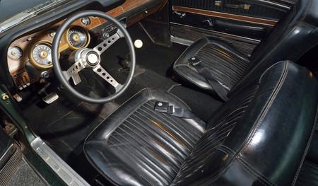 Ford Mustang Bullitt Subastado 04