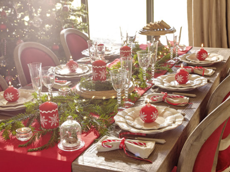 Noel Tradition Amb Table