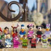 Lego se alía con Disney y presenta una colección de minifiguras para los niños (y sus padres)