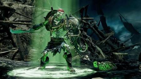 Aquí tenemos al nuevo Spinal del 'Killer Instinct' de Xbox One