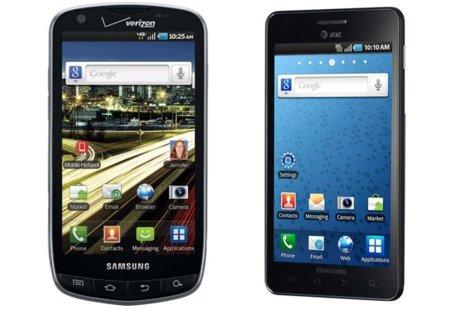 Super AMOLED Plus se estrena en dos teléfonos en el CES